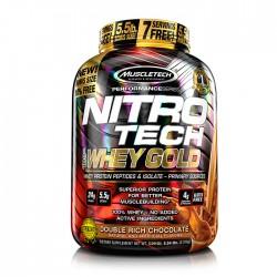 Nitro-Tech 100% Whey Gold 5.5lb