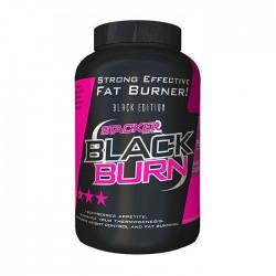 Stacker Black Burn 120 caps