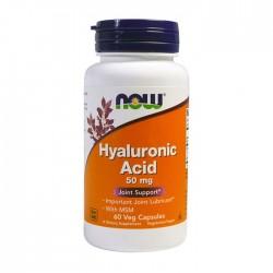 Hyaluronic Acid 50mg 60 caps