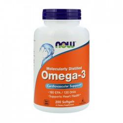 Omega-3 1000mg 200 softgels