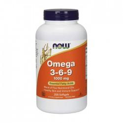 Omega 3-6-9 1000mg 250 softgels
