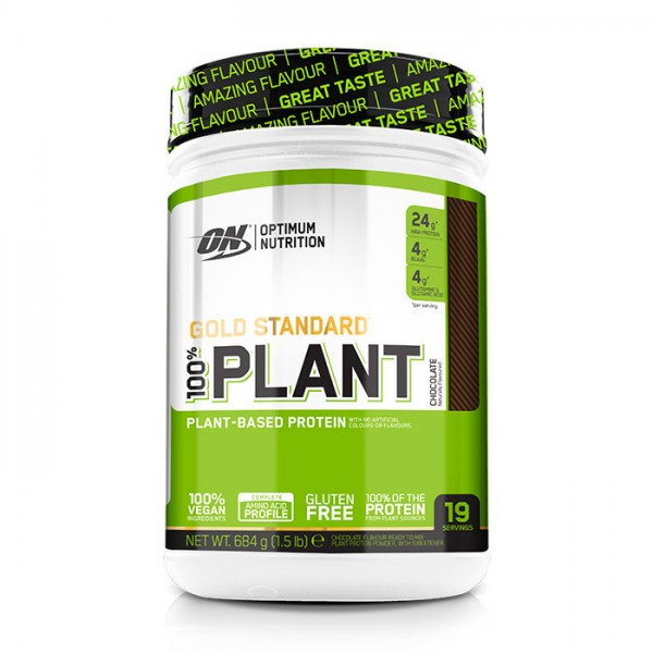 Gold Standard 100% Plant Protein 1.5Lb