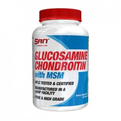 Glucosamine Chondroitin with MSM 90 tabs