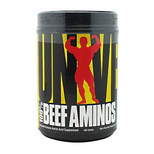 100% Beef Aminos 400 tabs