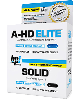 BPI SPORTS A-HD ELITE/COLID COMBO